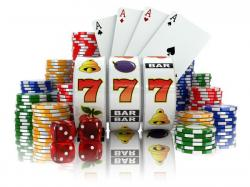 online casino games and slots